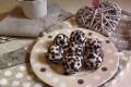 Riccetti al cocco e cioccolato - tartufi senza cottura