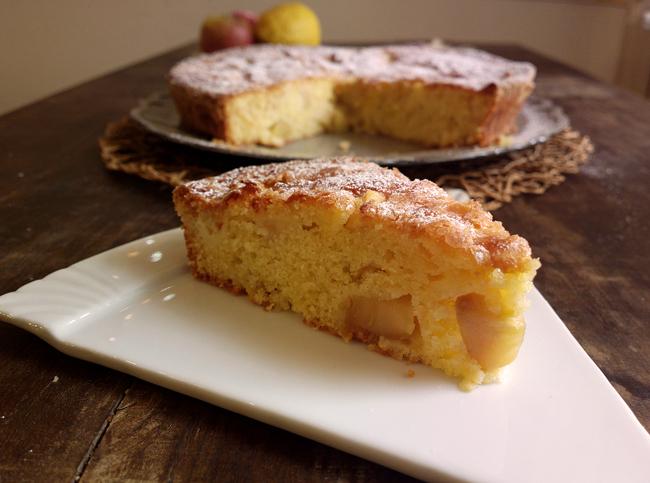torta di mele colto e mangiato5