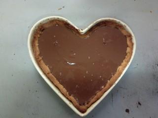 Crostata a forma di cuore per San Valentino2