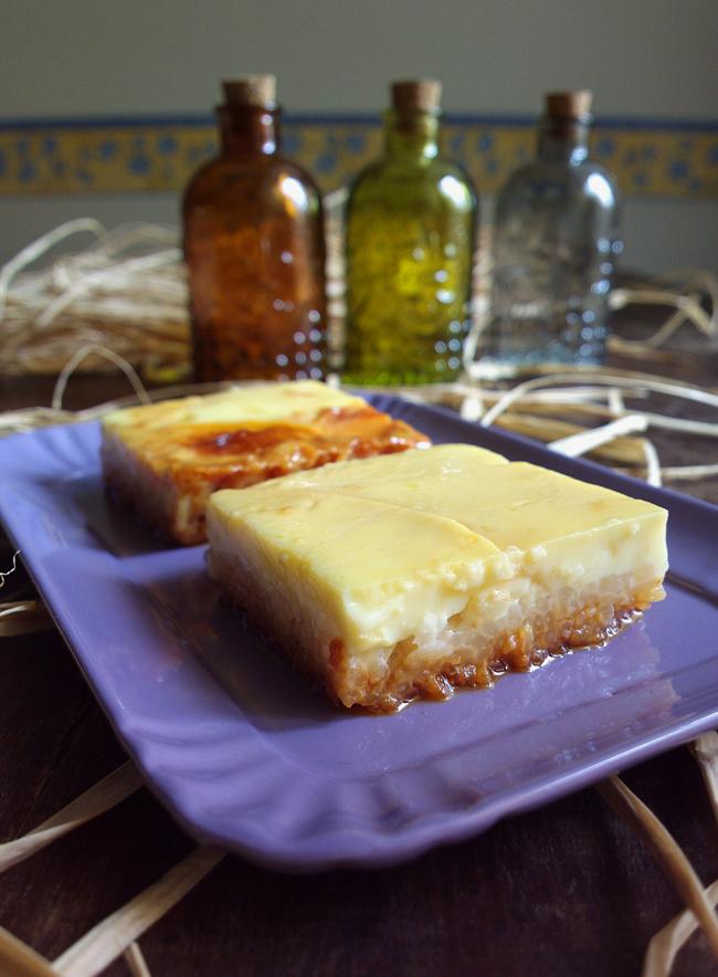 Torta di riso di Massa-Carrara - ricetta senza olio e burro