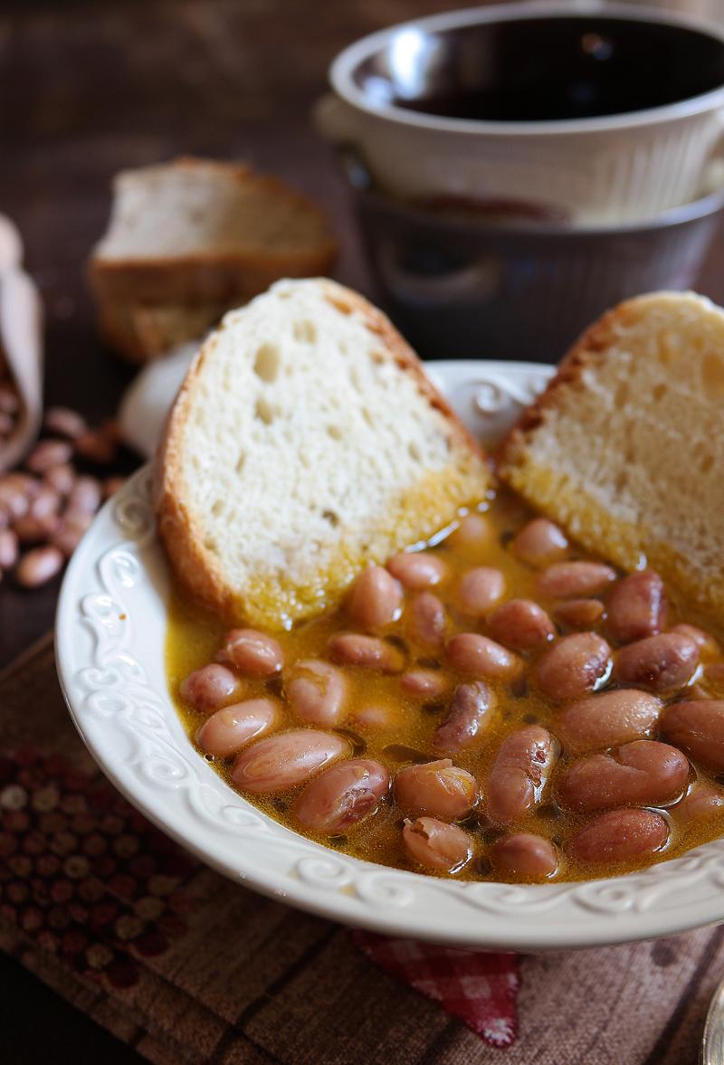 Zuppa matta - piatto povero toscano