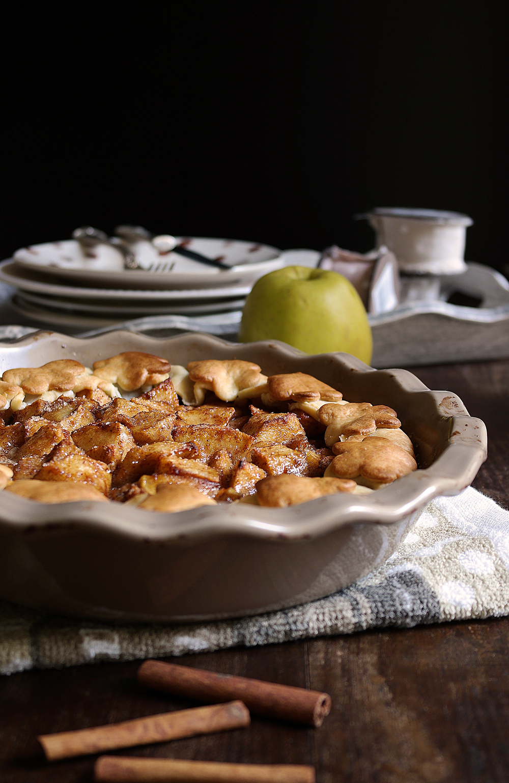 "Torta di mele di ""Le mele di Adamo"" #Ciakfood"