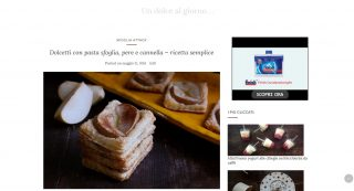 Cambio tema blog - NUOVO TEMA