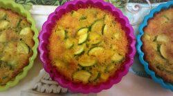 Scarpaccia viareggina – dolce con zucchini
