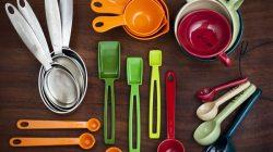 Tabelle e unità di misura americane in cucina