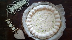 Key lime pie senza cottura