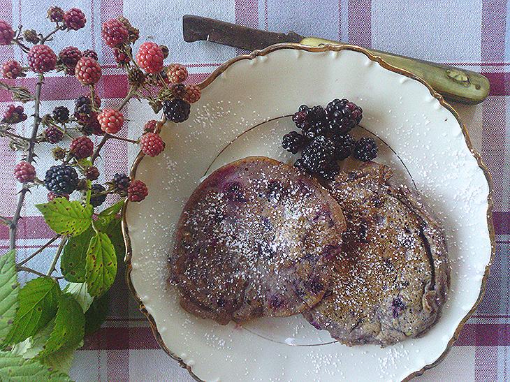 Pancake light alla frutta