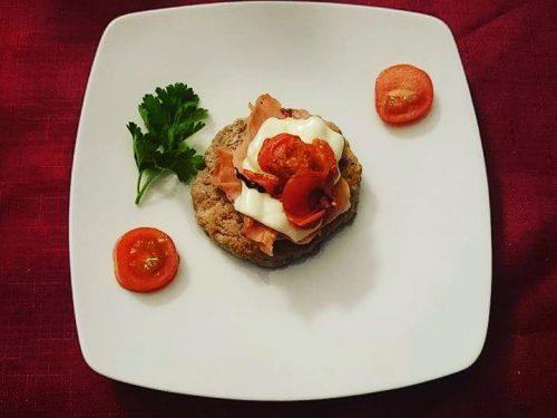 Hamburger saporito