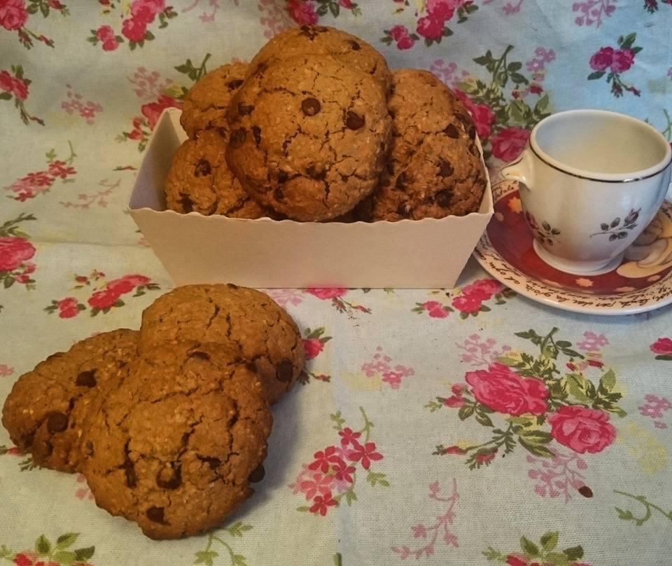 Biscotti integrali avena e teff