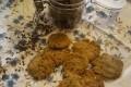 Cracker senza glutine al teff e semi di lino