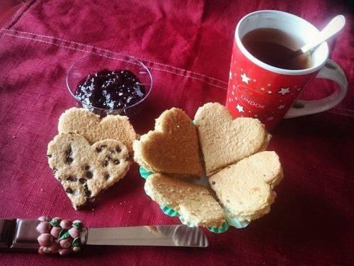 Biscotti del mattino al teff senza glutine