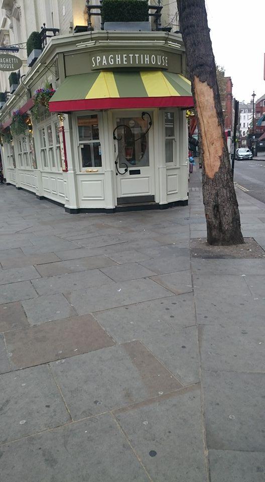 Londra gluten free