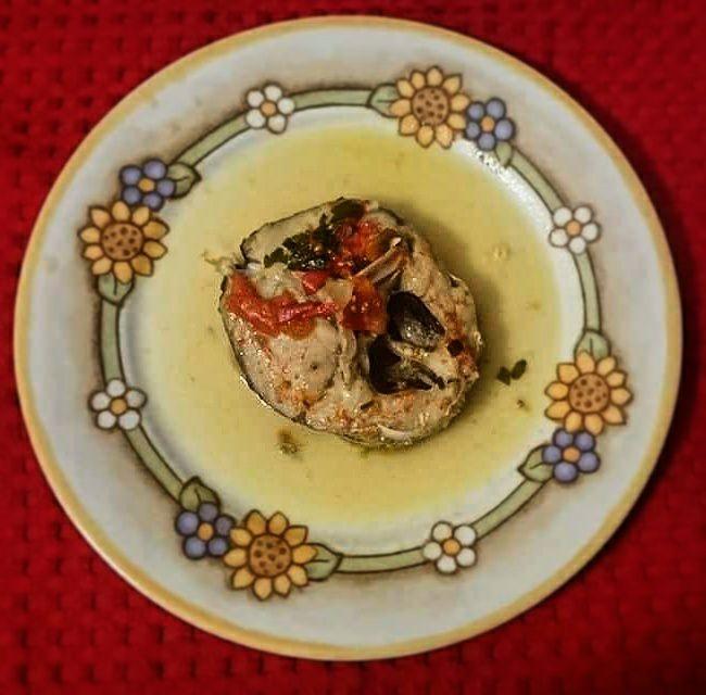 Merluzzo light in padella
