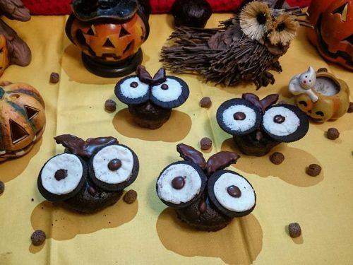 Gufetti di Halloween senza glutine