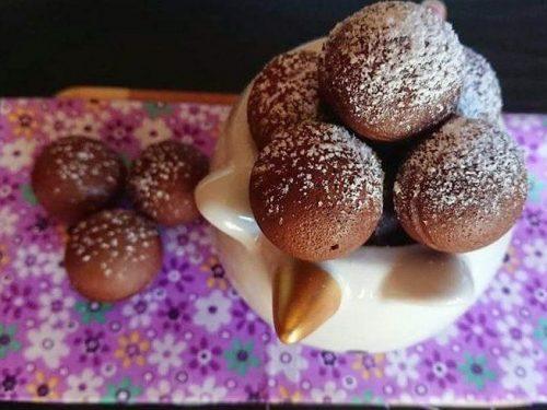 Cake pops al cioccolato senza glutine e senza lattosio