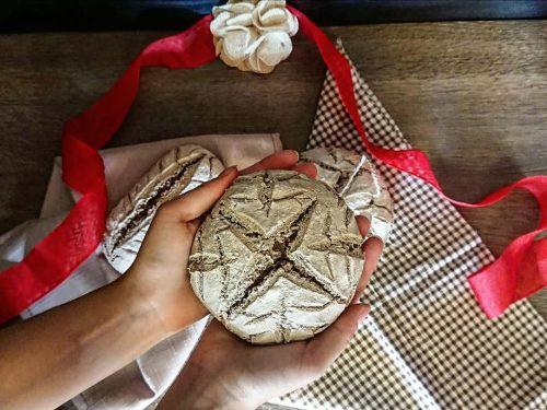 Pane al grano saraceno senza glutine
