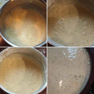 Torta al tè Earl Grey senza glutine e senza lattosio