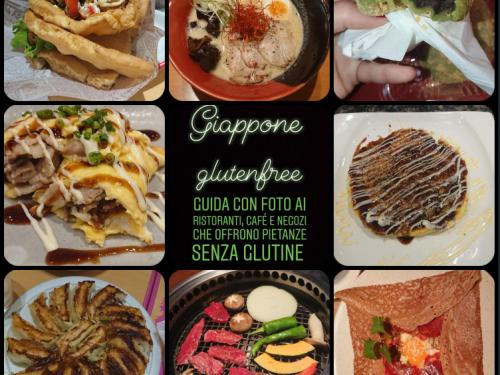 Giappone gluten free