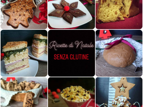 Ricette di Natale senza glutine