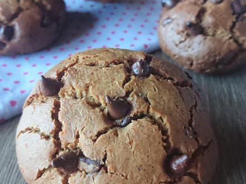 Biscotti al burro d'arachidi senza glutine senza lattosio