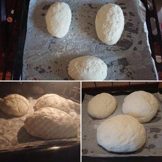 Pane con fecola di patate senza glutine senza lattosio