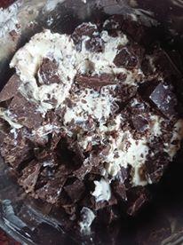 Torta tenerina senza glutine senza lattosio