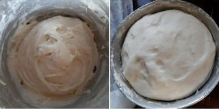 Focaccia senza glutine senza lattosio