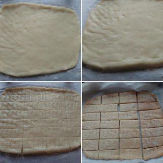 Shortbread senza glutine vegani