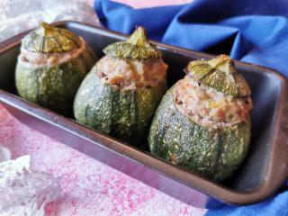 Zucchine ripiene di carne senza glutine e senza lattosio