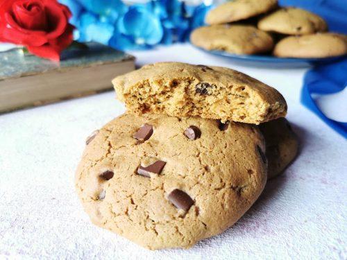 Cookies con  farine naturali senza glutine senza lattosio