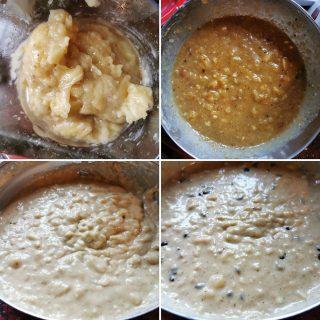 Banana bread vegano senza glutine con cioccolato e mandorle