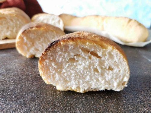 Baguette senza glutine
