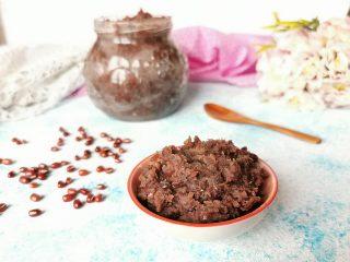 Anko confettura di fagioli rossi Azuki