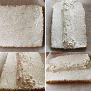 Dojima roll cake senza glutine senza lattosio