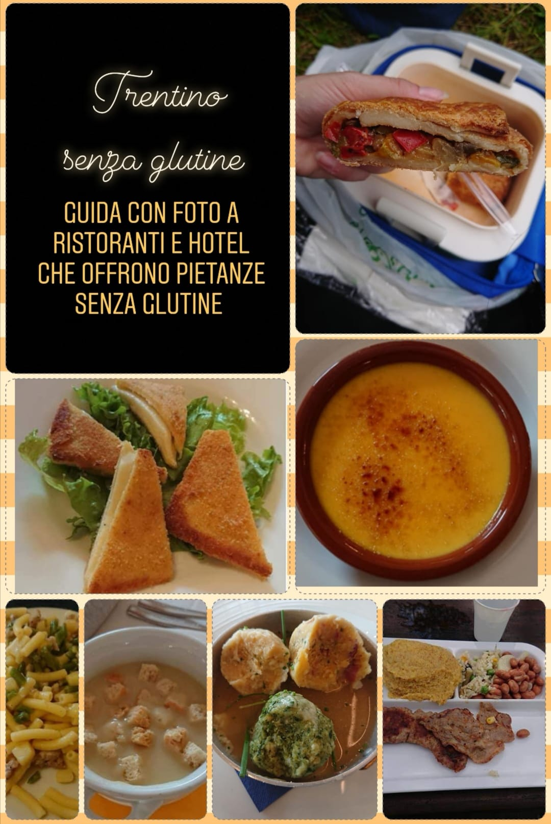 Trentino senza glutine