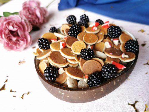 Cereal pancakes senza glutine senza lattosio