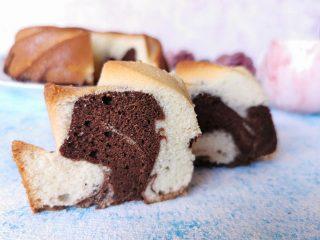 La Torta marmorizzata senza glutine senza lattosio