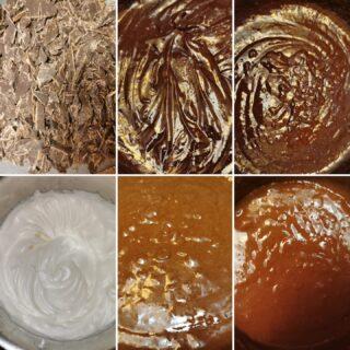 Torta tenerina al cocco senza glutine senza lattosio
