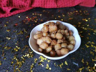 Struffoli senza glutine senza lattosio