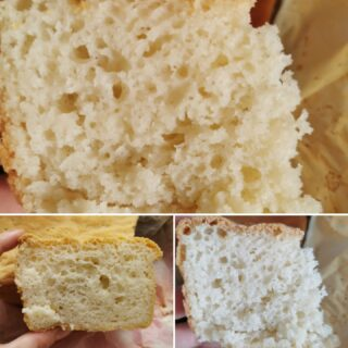 Panbauletto al riso senza glutine