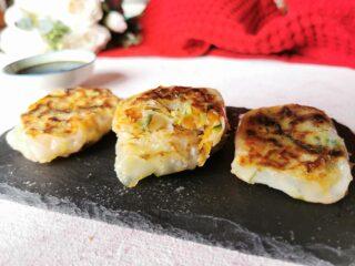 Saccottini croccanti con verdure senza glutine
