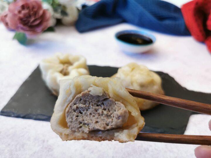 Sheng jian bao senza glutine