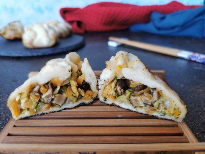 Bao vegani senza glutine