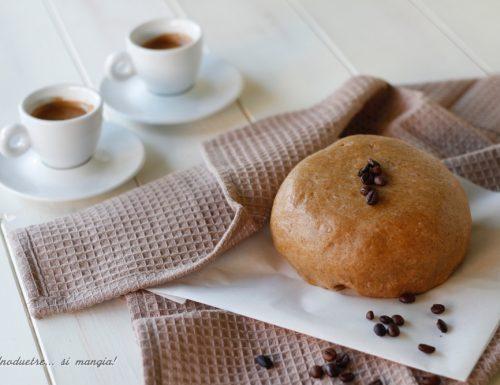 Pasta frolla al caffè per biscotti e crostate
