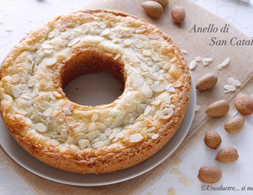 Anello di San Cataldo – dolce pugliese
