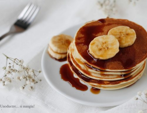 Pancake – ricetta velocissima