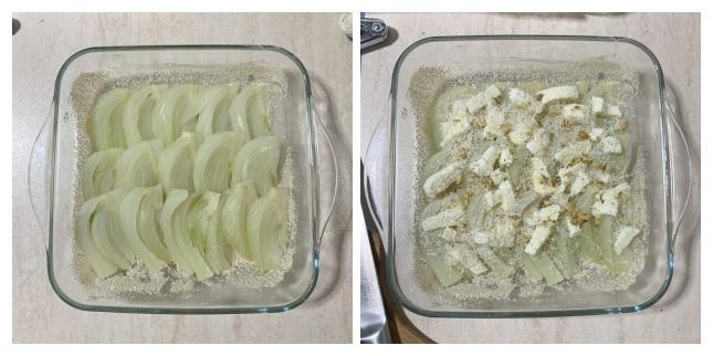 preparazione finocchi al forno