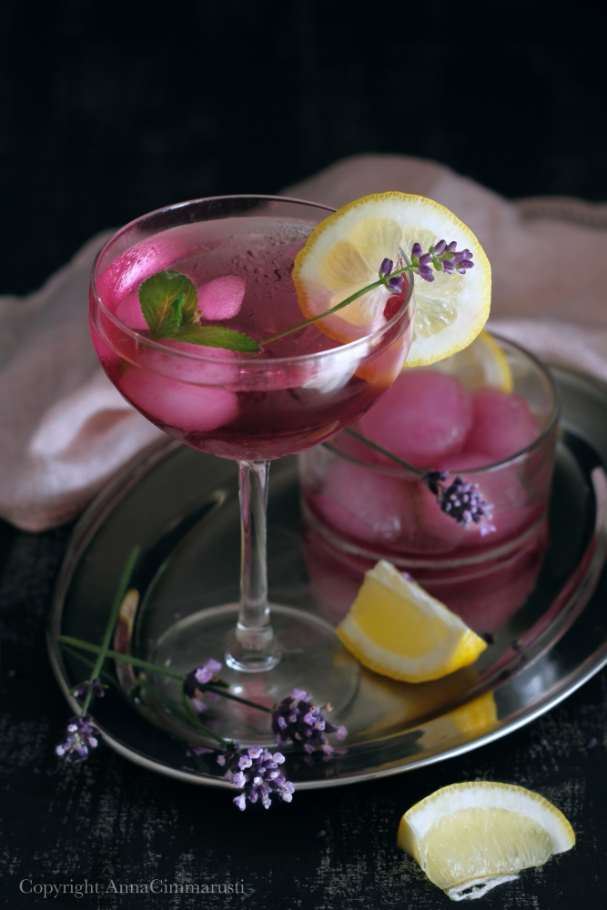 cocktail alla lavanda