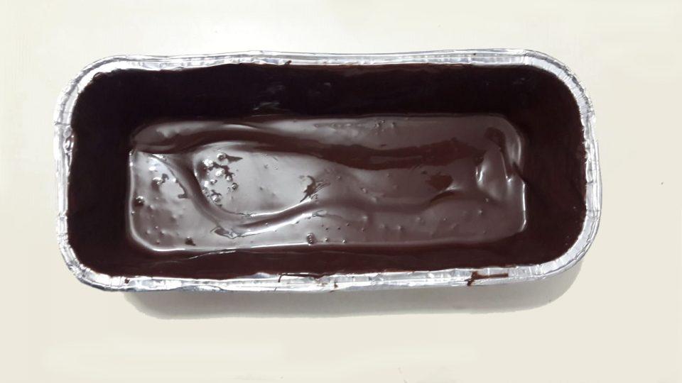 cioccolato in stampo