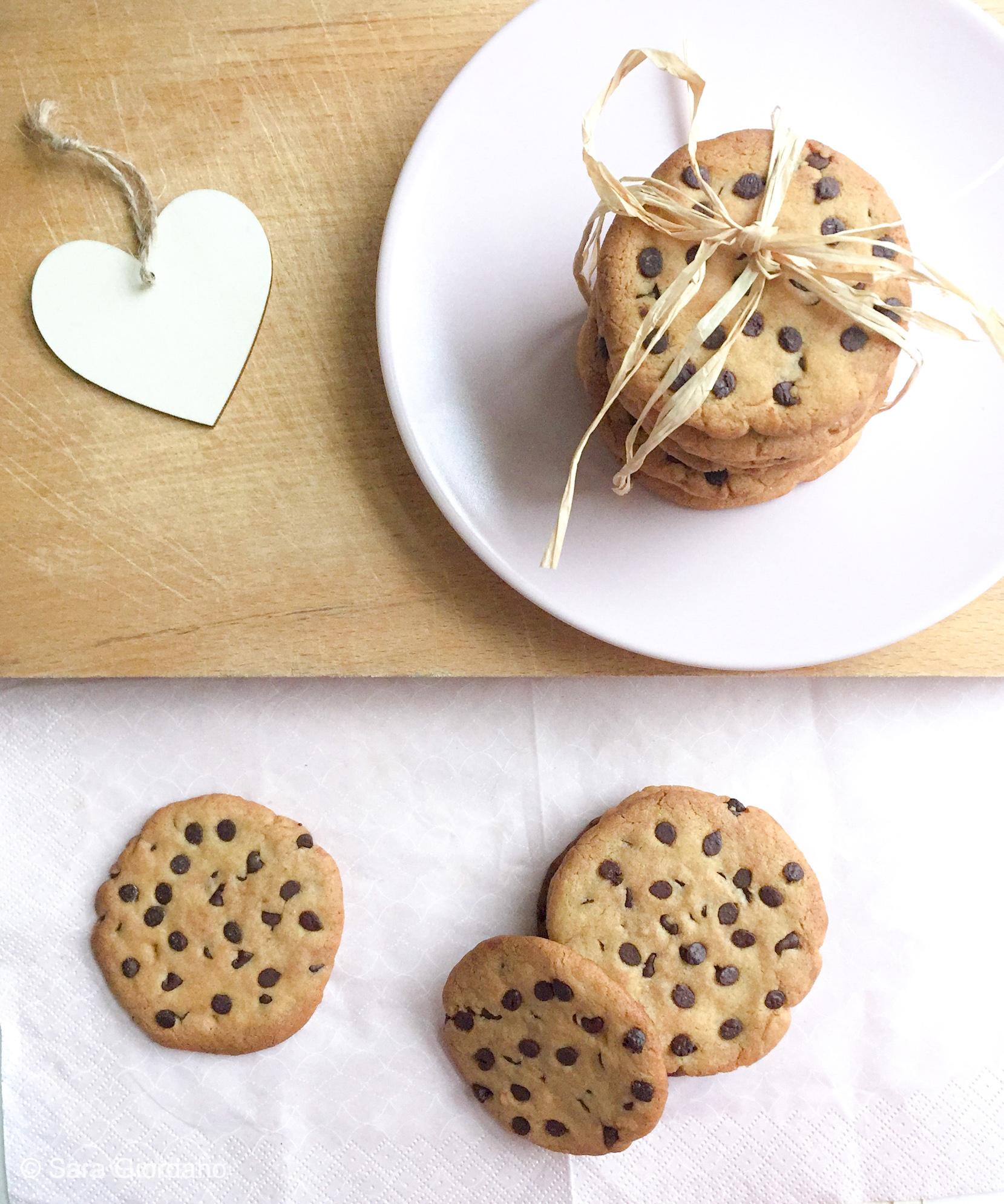 Ricetta Cookies Con Poco Burro.Cookies Senza Burro Semplicissimi